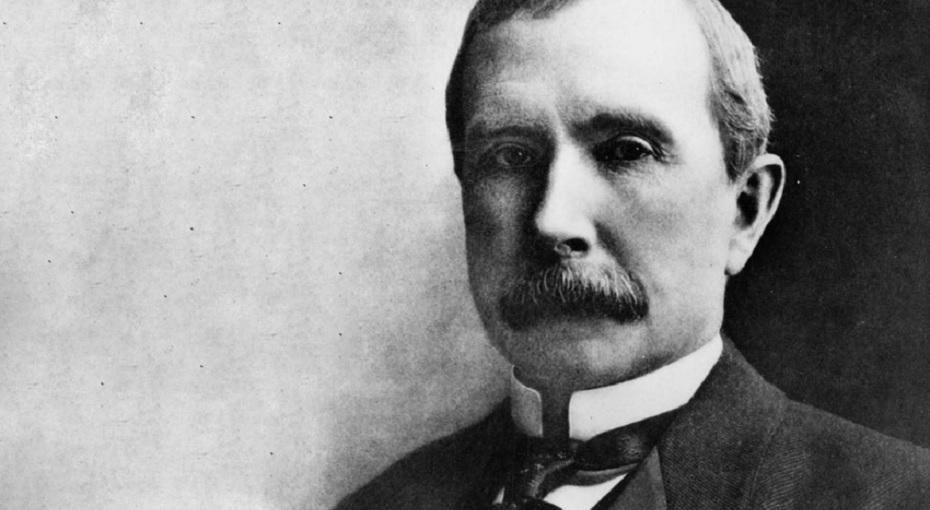 John D. Rockefeller többedmagával alapított cége volt a Standard Oil Company